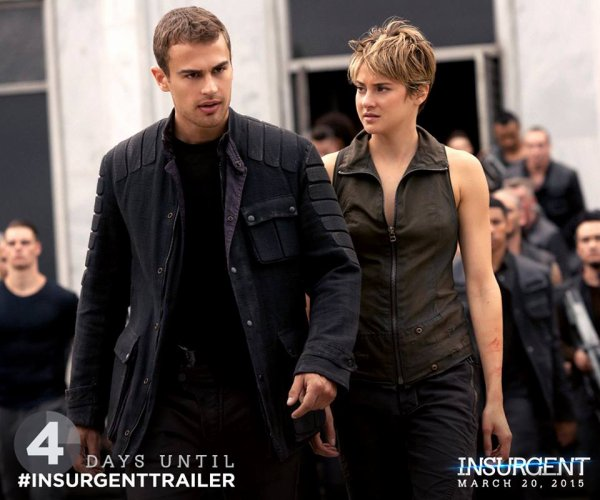 @SNDfilms #Divergente2: L'insurrection 2 nouvelles photos