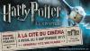 Avis aux fans d'Harry Potter l'expo débarque en France