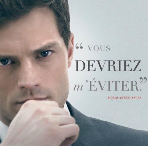 #NEWS #FiftyShadesOfGrey une nouvelle photo OMG quel regard *-*