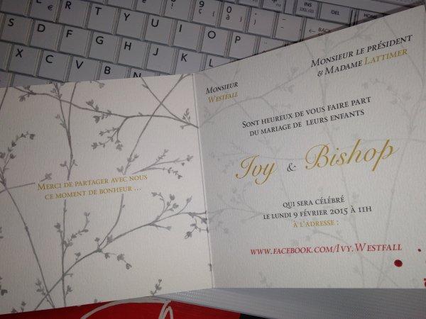 Réception mystérieuse en ce jour d'une invitation... De la part de @LumenEditions