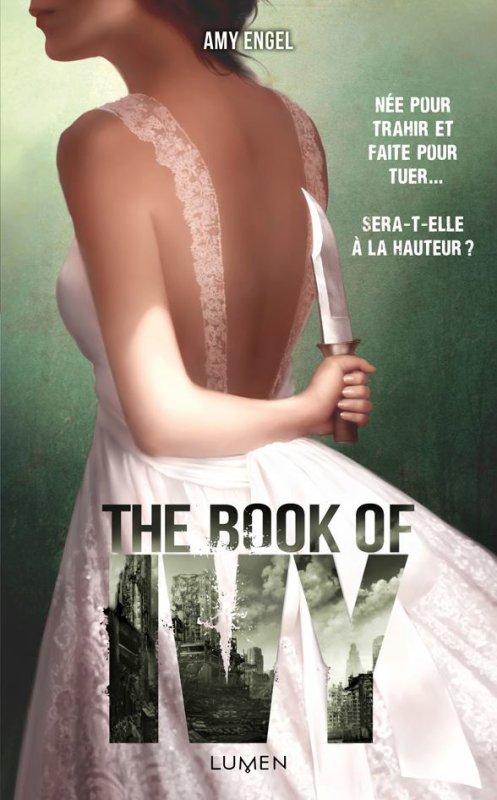 The Book Of Ivy de Amy Engel à paraître le 5 mars chez @LumenEditions