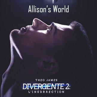 Vous aimez le nouveau design ? (By me) #Divergente2: L'insurrection