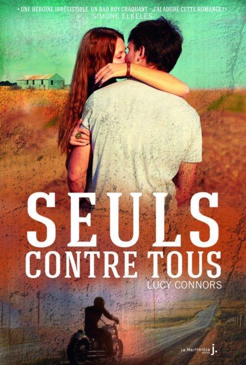 Mon avis sur Seuls contre tous de Lucy Connors @ed_lamartiniere
