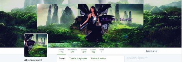 Nouveau design pour le blog, le twitter et la page FB !