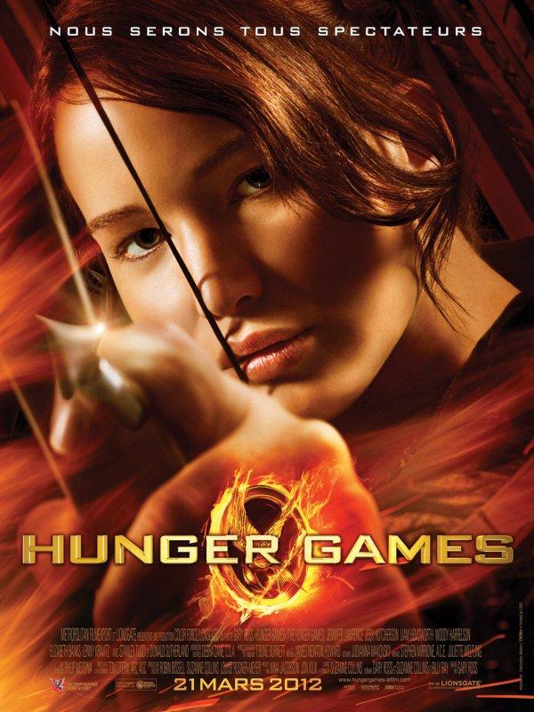 Hunger Games le 02/04 20 h 20 sur RTL TVI (chaîne Belge)
