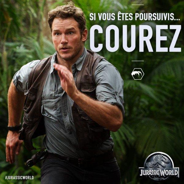 #NEWS #JurassicWorld des nouvelles photos !