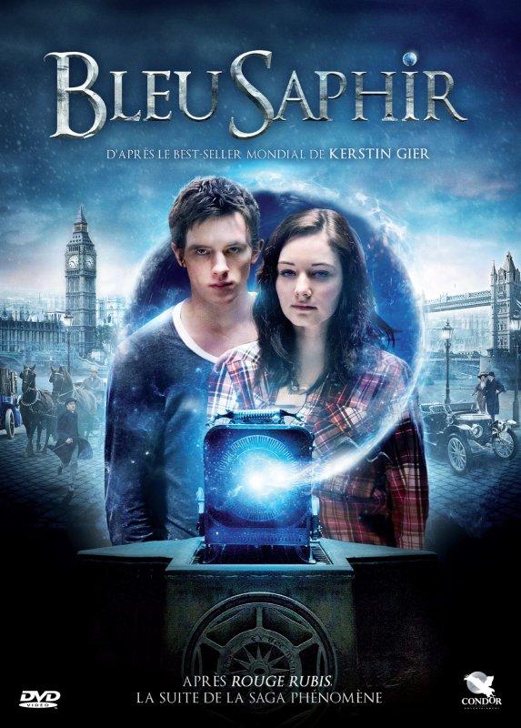J'ai vu #BleuSaphir de Felix Fuchssteiner Condor Film Fr