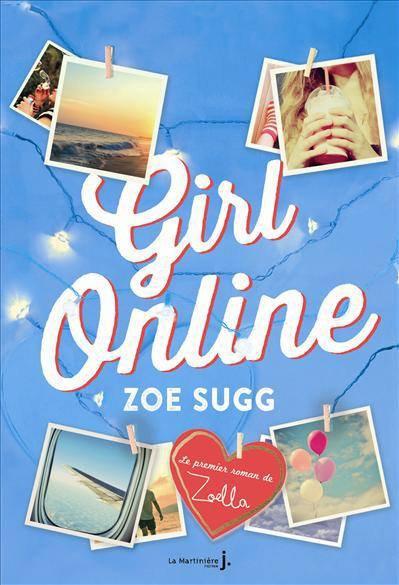 Réception du jour, bonjour ! Girl Online de Zoe Sugg @ed_lamartiniere