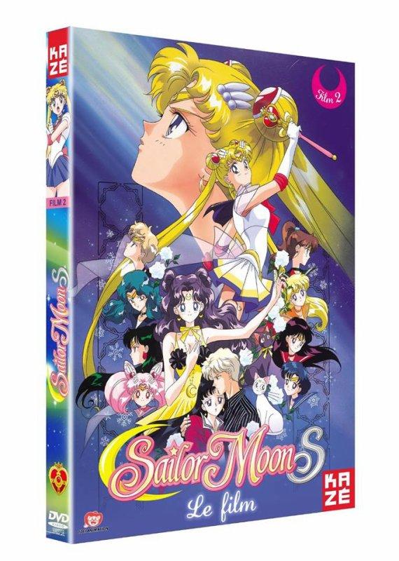 #Nostalgie Mon avis sur Sailor Moon S Le Film (nouvelle édition) @KazeFrance