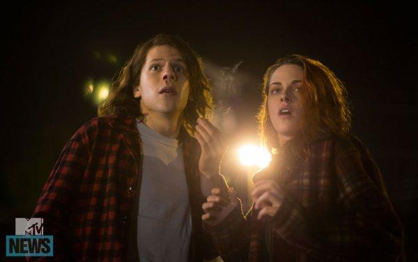 #AmericanUltra avec #KristenStewart le 21 août aux USA ! + première photo du film.