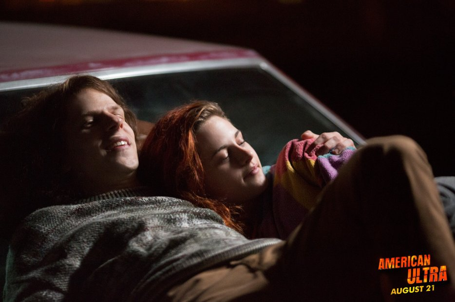 #NEWS #KristenStewart American Ultra une nouvelle photo du film !