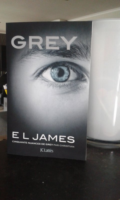 Mon avis sur Grey de EL JAMES éditions @LattesLeMasque