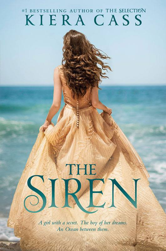 #EDIT The Siren de Kiera Cass sort en novembre prochain chez la Collection R