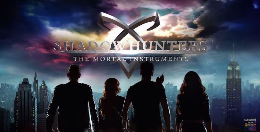 #NEWS #Shadowhunters #EDIT ajout du trailer officiel ! J'ai trop hâte !