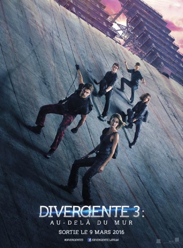 #Divergente3 Au-Delà du mur BA VF & Affiche HD Cc @SNDfilms