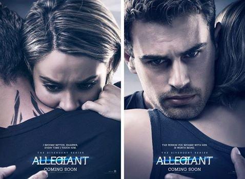 #NEWS #Allegiant 2 nouveaux poster !