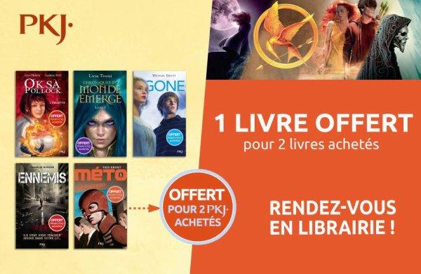 @pocket_jeunesse vous donne rendez-vous dans les librairies participantes à cette action !