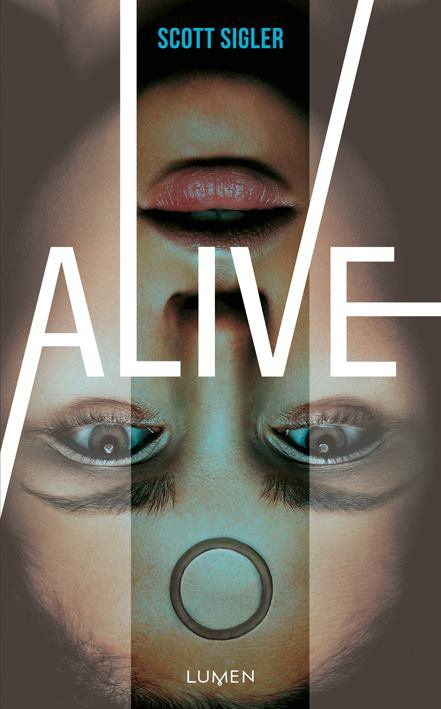 A paraître le 11 février chez Lumen Editions Alive de Scott Sigler