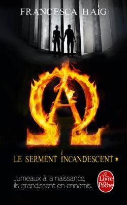 A paraître le 11 mai chez le Livre de Poche Le Serment incandescent T1 de Francesca Haig