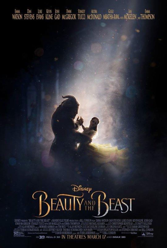 #BeautyAndTheBeast affiche teaser ou non ? Je ne le sais pas...
