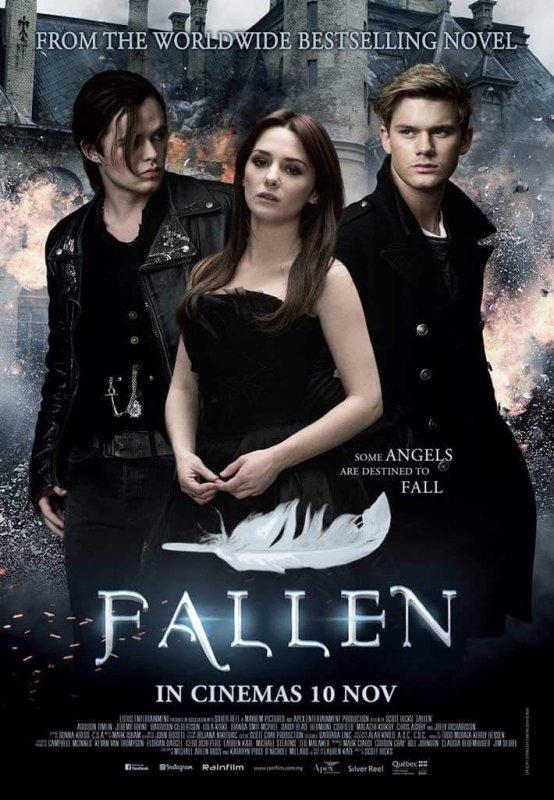 Damnés (Fallen) de Lauren Kate a droit à son adaptation, voici la première bande annonce.