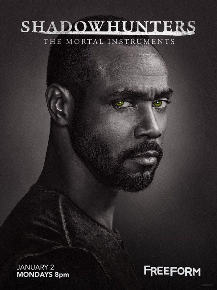 #SERIE #Shadowhunters saison 2 arrive le 2 janvier sur Freeform!