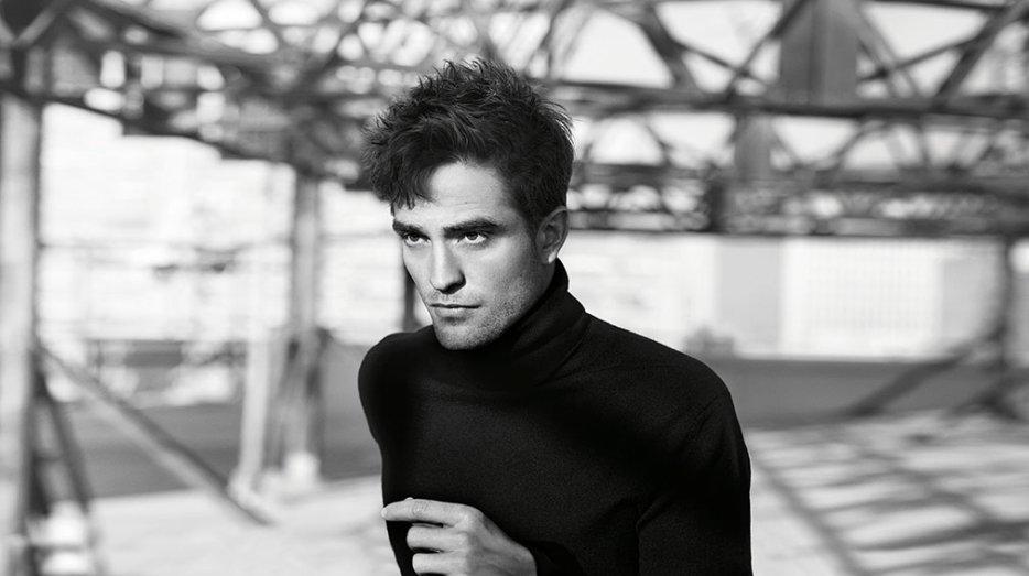 Robert Pattinson nouvelle affiche promo pour le parfum Dior