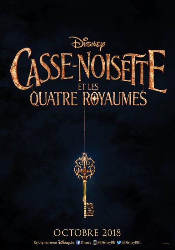#Cinéma: Casse-Noisette et les Quatre Royaumes de Walt Disney !
