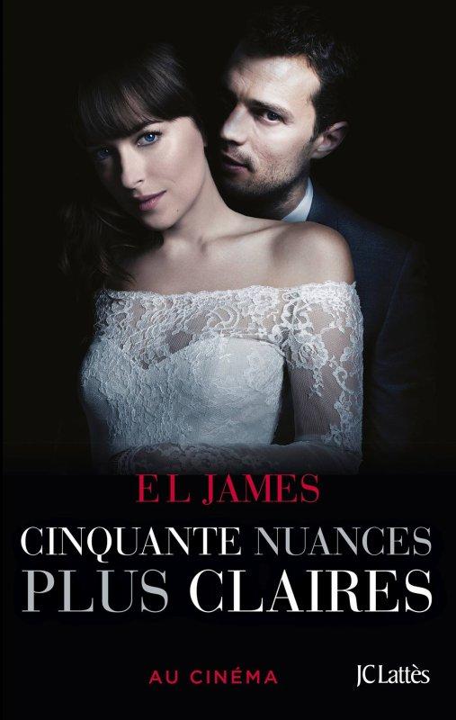 Nouvelle réédition pour Cinquante Nuances Plus Claires chez JC Lattès / Le Masque.