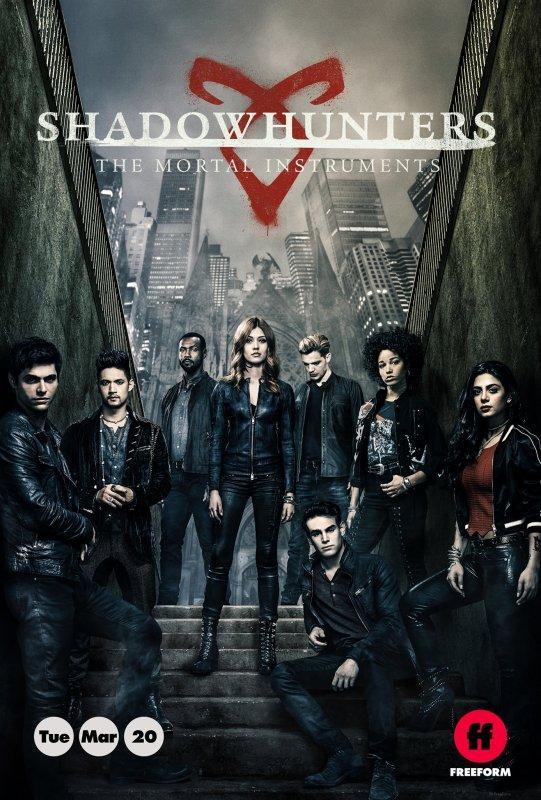 La saison 3 de Shadowhunters débarque en mars sur Netfilx !