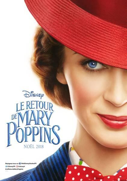 #Trailer: Le Retour de Mary Poppins prévu pour Noel 2018 est en ligne !