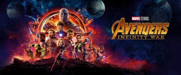 #Cinéma: Avengers Infinity War en salles des aujourd'hui !