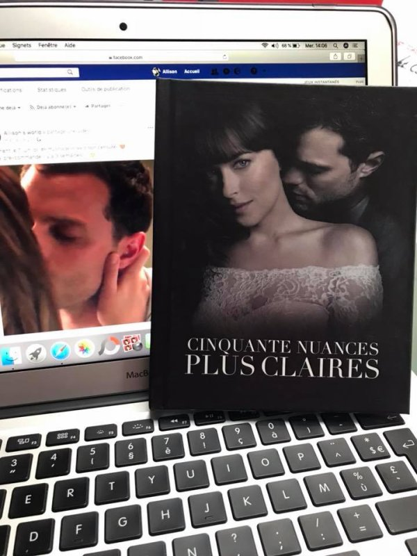 #RéceptionDuJour: Fifty Shades Freed version collector non censurée !