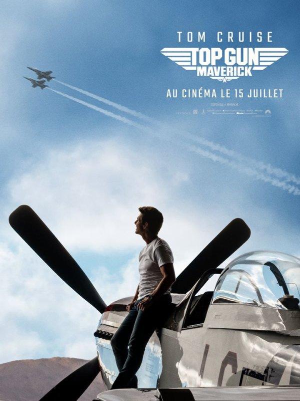 """Top Gun """"Maverick"""" le 15 juillet au cinéma !"""