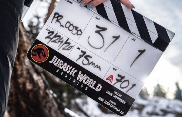 #Nouveauté: Le tournage de Jurassic World 3 a commencé.