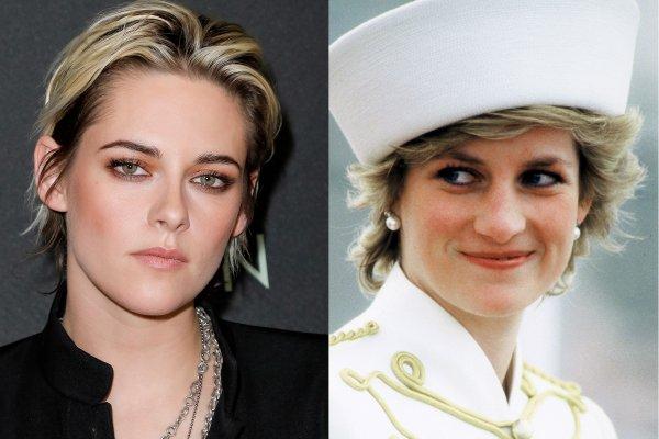 #Cinéma: Kristen Stewart va interpréter la Princesse Diana !