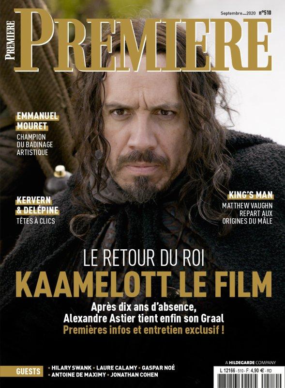 #Cinéma: Kaamelott premier volet réalisé par Alexandre Astier premier visuel !
