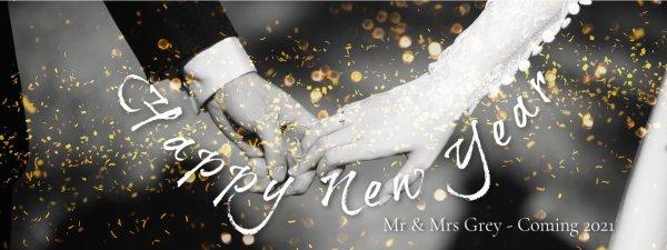 Mr & Mrs Grey-Coming 2021 !