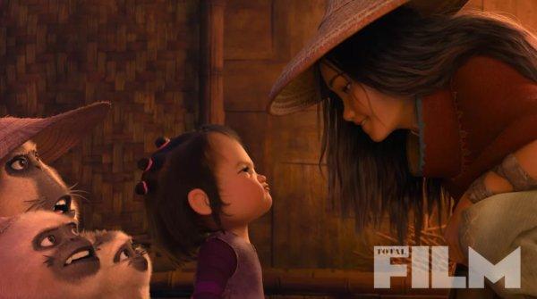 #Cinéma: Les premières images et le nouveau trailer de Raya and the last Dragon de Disney