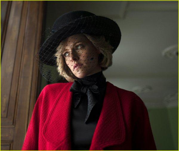 #Cinéma: Première photo de Kristen Stewart dans le rôle de la Princesse Diana