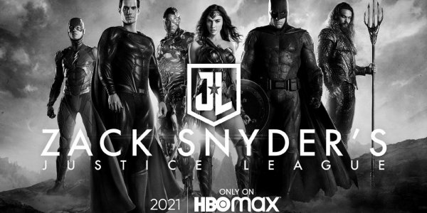 #Cinéma: Justice League: The Snyder Cut le 18 mars sur HBO MAX