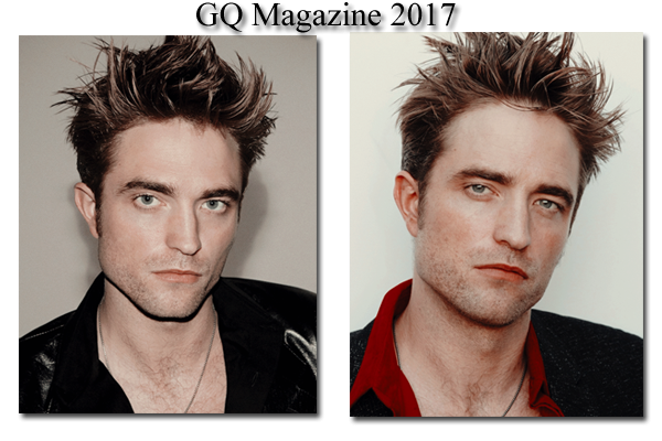 Robert Pattinson GQ Magazine 2017