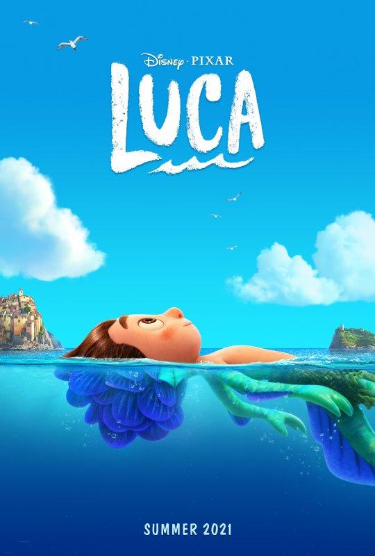 #Cinéma: Luca le nouveau Disney Pixar se dévoile