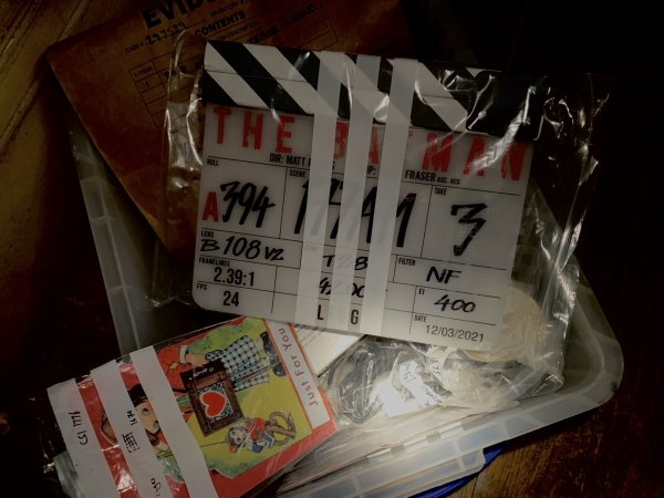 #Cinéma: Le tournage de The Batman est terminé !