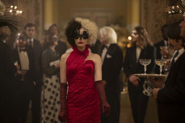 #Cinéma: J'ai vu Cruella de Walt Disney avec Emma Stone