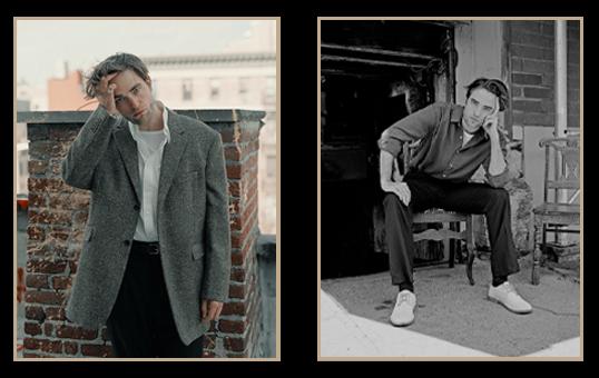 Robert Pattinson The Sunday Times Style 2019
