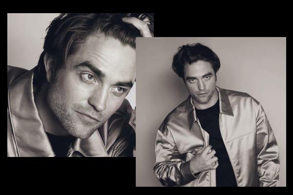 Robert Pattinson pour Madame Figaro en 2019