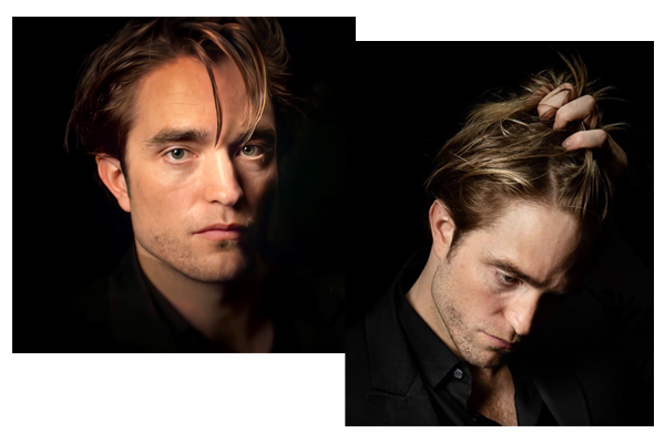 Robert Pattinson pour Los Angeles Times 2019