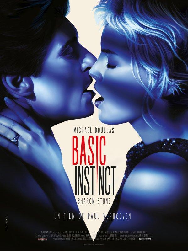 #Cinéma: Basic Instinct de Paul Verhoeven va ressortir au cinéma prochainement.