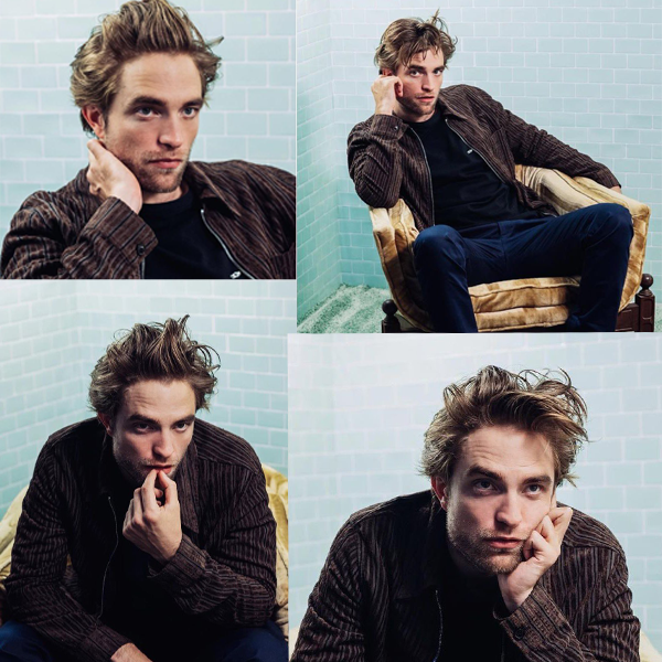 Photos de Robert Pattinson par Caitlin Cronenberg.